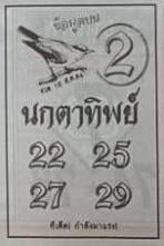 หวยนกตาทิพย์ 16/8/64